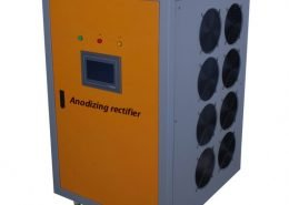 Anodizing rectifier