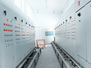 Electrodialysis power supply