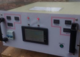 Single pulse plating power supply